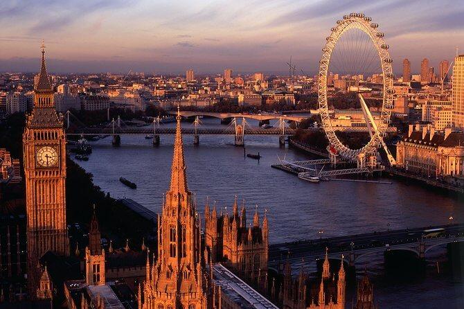 london - ekaada